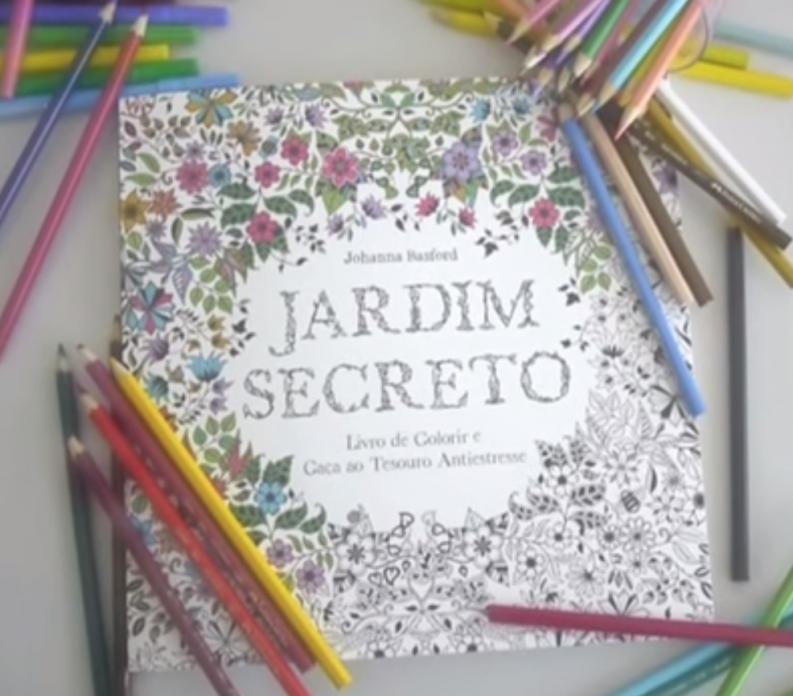 The Coloring Book Phenomenon Takes Over Brazil