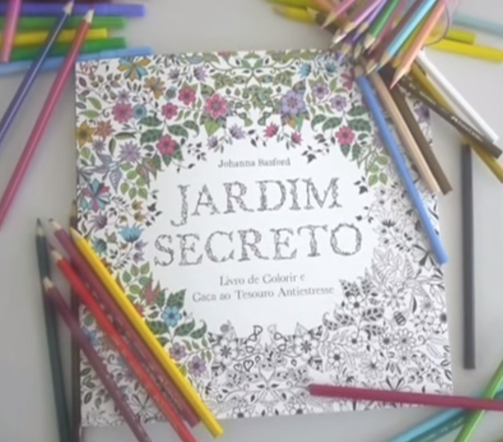 Adult Coloring Books Take Over Brazil