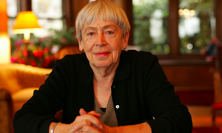 Ursula K Le Guin says the way Amazon discards non-bestselling books is destroying reading culture.