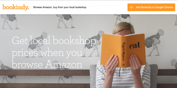 Bookindy App