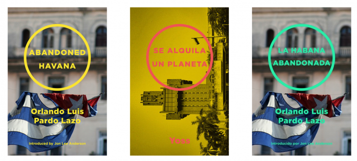 A selection of new Cuban science fiction titles from Restless Books