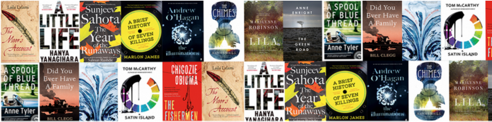 Man Booker Prize Long List