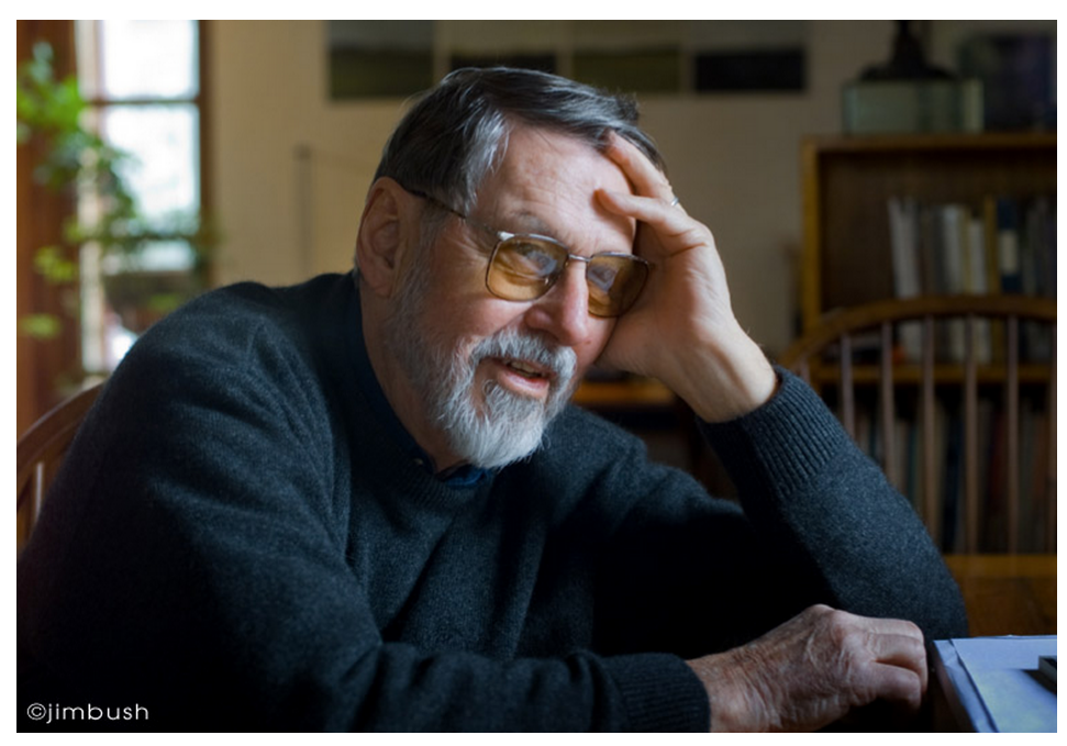 Robert Creeley's Legacy Answers the Question, Can Poetry Matter?