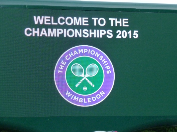 Wimbledon Championships logo