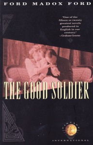 the good soldier ford maddox ford