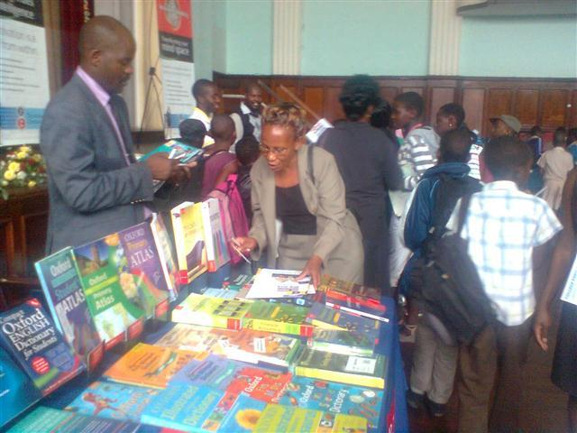 From the 2012 Zimbabwe International Book Fair