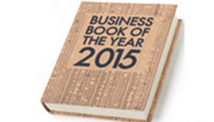 Business Book of the Year 2015