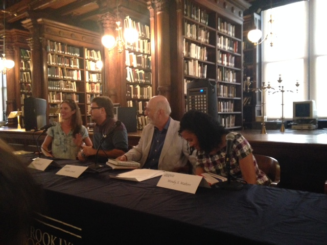 Brooklyn Book Festival's American Essay panel