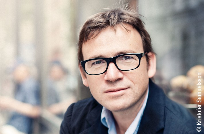 David Nicholls is among the authors donating books for the cause.