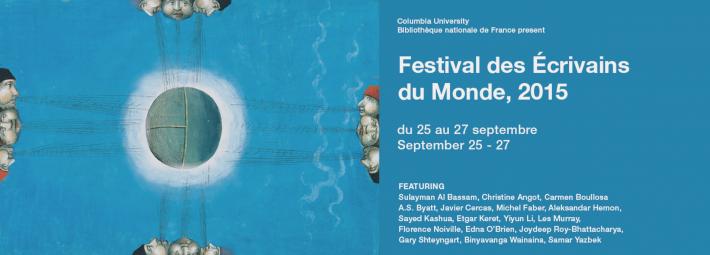 Festival des Ecrivains