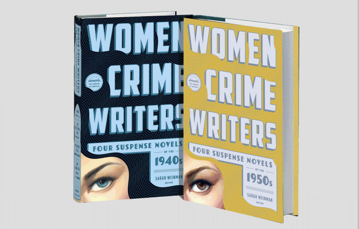 Women Crime Writers Set