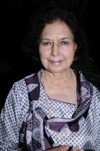 Nayayantara Sahgal is among the writers who have returned prizes.