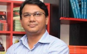 Publisher Faysal Arefin Dipan was hacked to death.