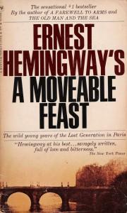 Hemingway 1964 - A Moveable Feast