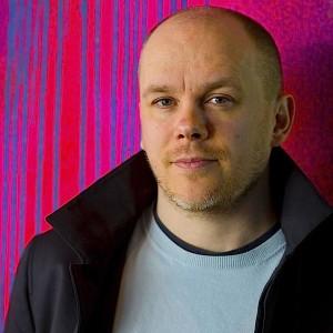 Göteborg 2015.03.06. Nathan Hull. (Som står framför en vägg målad av Carolina Falkholt) Foto: Niklas Maupoix