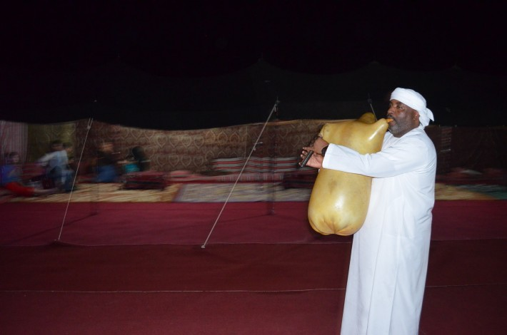 The Alhaban, which sounds so like Coltrane (1)