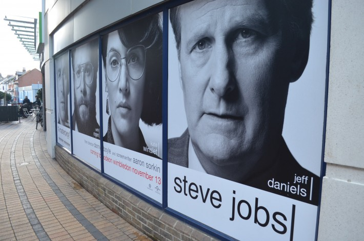 The stylish posters for the new Steve Jobs biopic (1)