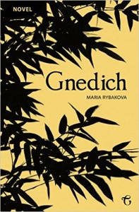 Gnedich Novel in Verse