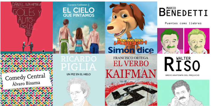 A selection of titles from eBooks Patagonia