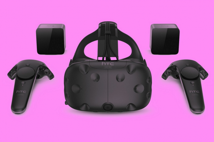 HTC Vive is part of a new generation of virtual reality devices promising to bring VR storytelling to the masses.