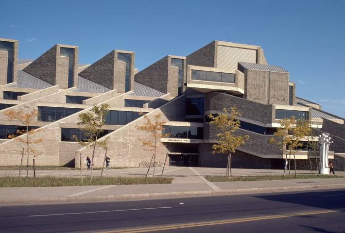 The Niagara Falls Public Library