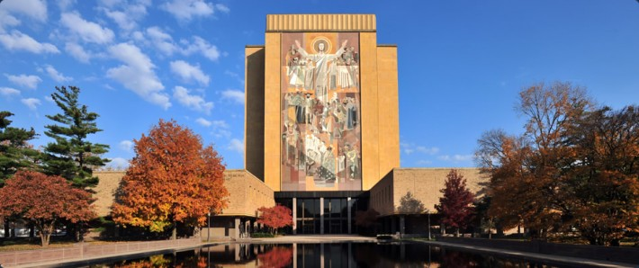 Notre Dame Library