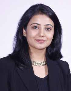 Prashasti Rastogi, Director of the German Book Office New Delhi