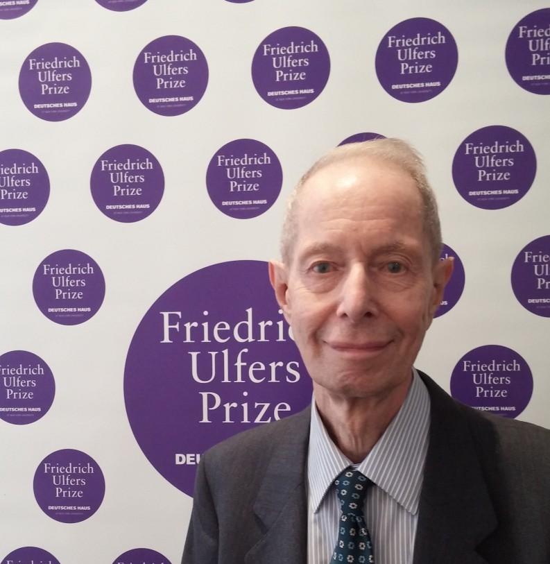 burton pike 2016 friedrich ulfers prize featured