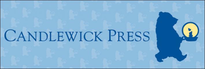 Candlewick Press banner logo