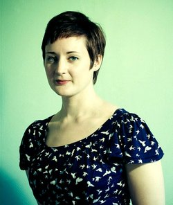 Kirsty Logan. Image: Amazon author page Polari First Book