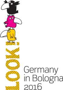 Germany is the Guest of Honor country at the 2016 Bologna Book Fair