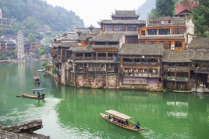 Image - Fenghuang, Hunan Provice. iStockphoto - kitchakron