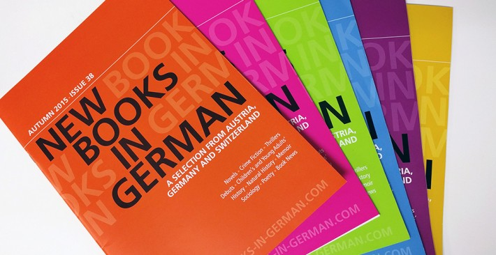new books in german magazines horizontal