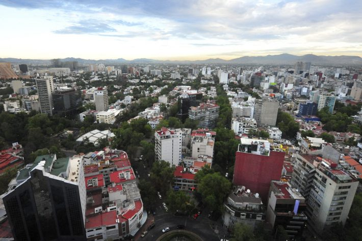 Mexico City. Image - iStockphoto: Chameleon's Eye