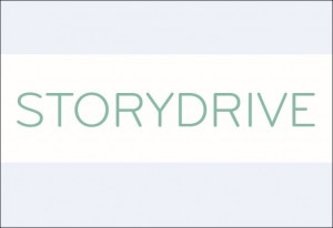 710 THIS ONE StoryDrive logo lined
