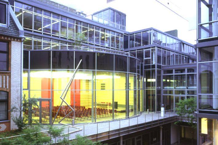 Publishers' Forum this year is set at DBB Forum Berlin on Friedrichsstrasse. Image: DBB Forum