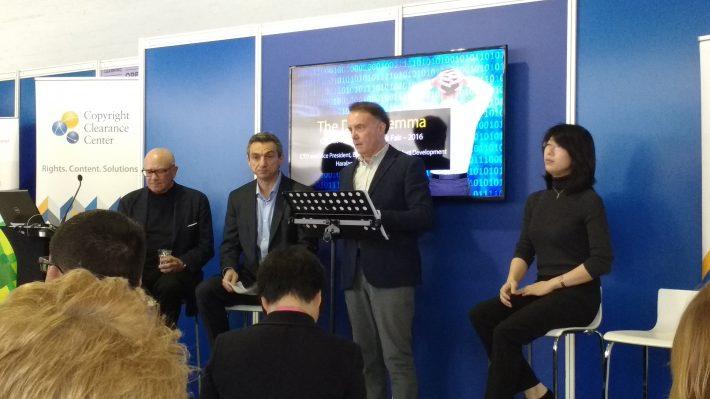Big Data (and Big Metaphors) at London Book Fair