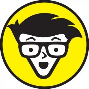 dummies man rebrand wiley logo