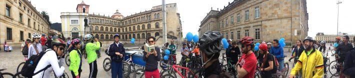 Biking Bogota 2