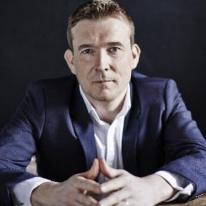 David Mitchell. Image by Paul Stuart.