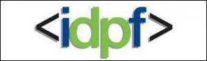 IDPF logo lined