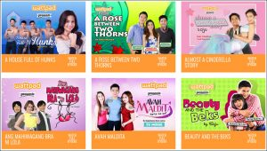 Episodes from 'Wattpad Presents,' the Manila TV5 runaway series for millennial fans. Image: