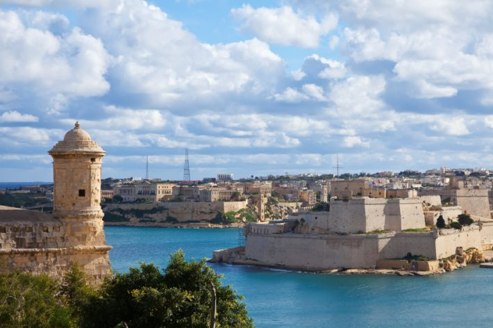 The port at Valletta. Image - iStockphoto: JackF