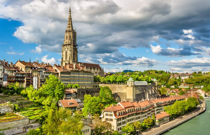 Bern Cathedral. Image - iStockphoto: Leonid Andronov