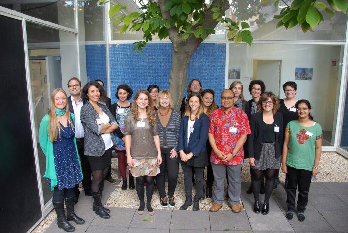 The 2015 class of Frankfurt Book Fair Fellows. Image: Frankfurt Book Fair