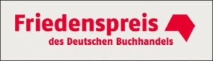 Friedenspreis logo lined