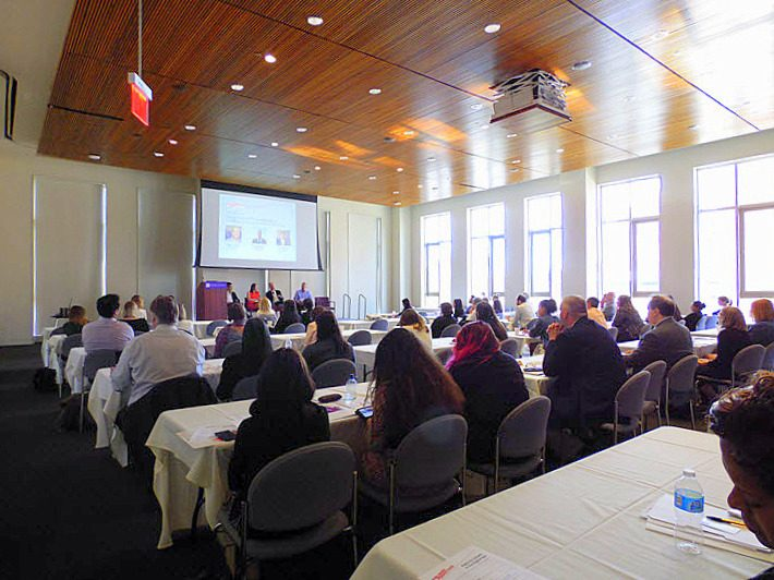Publishing Perspectives' Rights and Content Conference was held Monday (June 13) at New York University's Kimmel Center