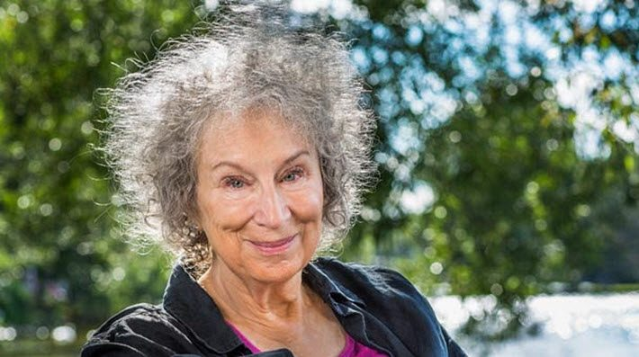 Margaret Atwood. Image: English PEN