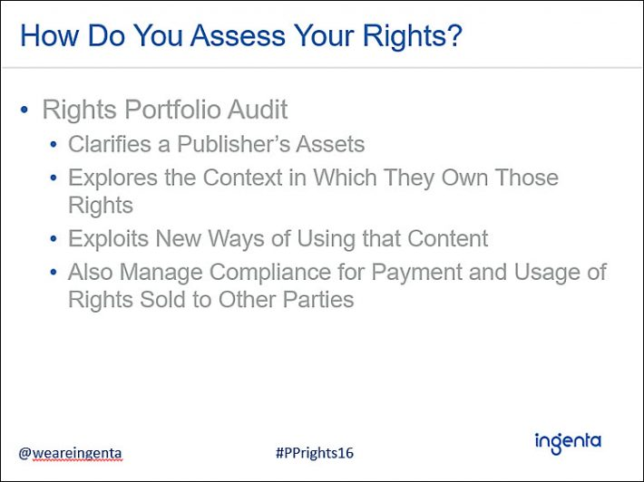 From the presentation by Ingenta's Randy Petway.