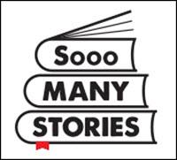 Sooo Many Stories logo lined